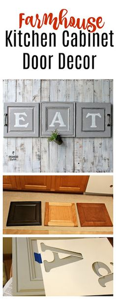 137 best upcycling cabinet doors inspirations images recycling rh pinterest com