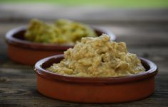 Baba Ghanoush- like hummus but made with Eggplant instead of chickpeas for even more nutritional value.