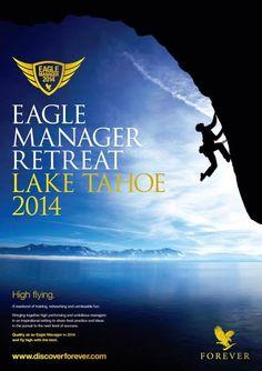 #myforeverdream    Eagle manager retreat 2014