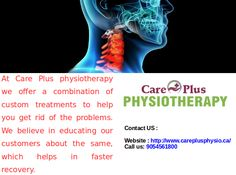 A motor vehicle accident might have given you injuries, the patients usually complaint about head and neck problems, body stiffness etc. At Care Plus #physiotherapy we offer a combination of custom #treatments to help you get rid of the problems. We believe in educating our customers about the same, which helps in faster recovery.