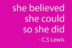#inspiration C.S Lewis #quote #eclipsestyle