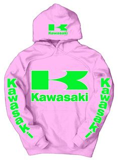 Kawasaki Logo Hoodie Review