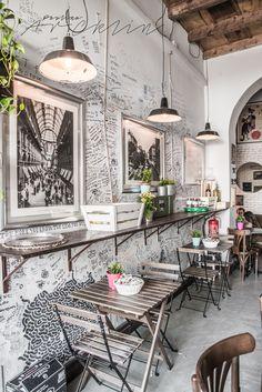 Chairs For Sale Restaurant Concept Restaurant, Restaurant Design, Restaurant Bar, Coffee Shop Design, Cafe Design, Cafe Shop, Cafe Bar, Decoration Restaurant, Design Commercial