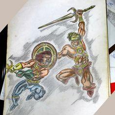 He man creative sketch 2016