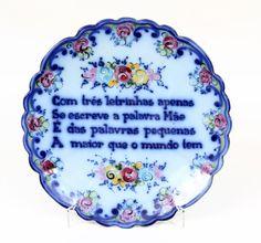 Os azulejos portugueses com quadras verdadeiras :)   Minho em Festa