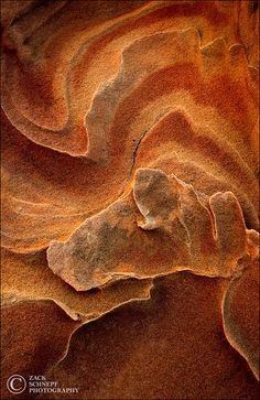 Sandstone Abstract, Coyote Buttes South, Arizona