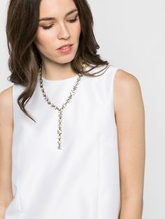 Princess Gem Y-Chain Necklace | BaubleBar