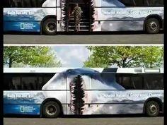 İlginç Tasarımlı Otobüsler
