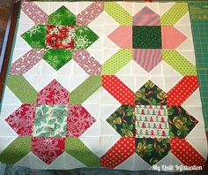 my quilt infatuation quilts | Then just baste, quilt and bind using your favorite method! To see a ...