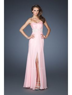 Prom Dresses Empire Sweetheart Chiffon Evening Party Dresses 1601040