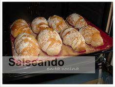"""Salseando en la cocina: Pan artesano y totalmente casero para """"dummies"""". Mi pan."""
