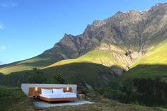 Null Stern Hotel, Graubünden, Switzerland.