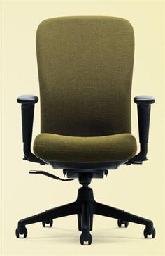 """LOOK Task"" chair by Haworth."