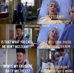 Meredith on Morphine/ Grey's anatomy / Mark & Meredith Grey Quotes, Tv Quotes, Movie Quotes, Greys Anatomy Funny, Grey Anatomy Quotes, Grays Anatomy, Fandoms, Grey's Anatomy Mark, Favorite Tv Shows