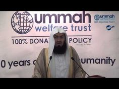 Cries of the Ummah - Mufti Menk