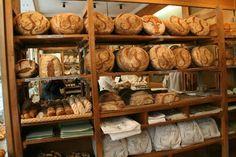 *Boulangerie Poilane (fresh breads) - Paris