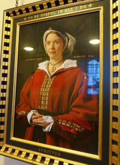 Sixth & Final wife of Henry the Catherine Parr. She was left Widowed. London History, Tudor History, European History, British History, Los Tudor, Tudor Era, Wives Of Henry Viii, King Henry Viii, Anne Of Cleves
