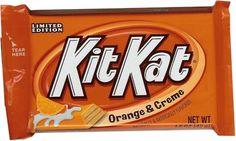 Kit Kat | Kit Kat Orange