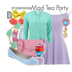You will be dressed to the Tea in the Mad Tea Party outfit. | fashion | outfits…