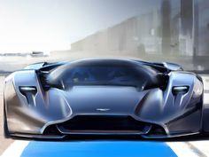 Futuristic Car | Aston Martin Unveils DP100 Vision Gran Turismo