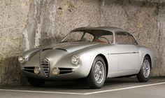 Alfa Romeo 1900CSS Zagato (1956)