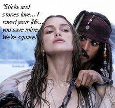 Jack Sparrow quote | Captain Jack Sparrow Quotes