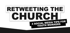 Retweeting the Church [Infographic]