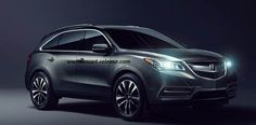 2016 Acura MDX is a Asian people automobile appear small modify in differ to the ancient style.