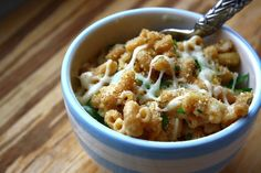 Whole Wheat Mac N Cheese | 29 Delicious Whole Wheat Pasta Dishes