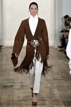 Love Ralph Lauren, oh my goodness, this coat and belt are fabulously different, love it!