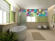 Polly-Doodle Bathtub, Doodles, Bathroom, Cover, Decor, Standing Bath, Washroom, Bathtubs, Decoration