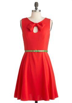 Grenadine of Students Dress
