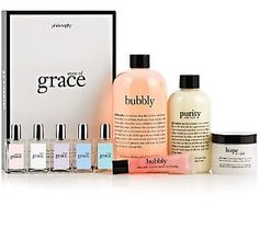 Created just for #beautywithbenefits!  5 philosophy favorites in one amazing collection