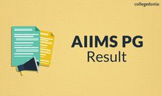 AIIMS PG Result, AIIMS PG