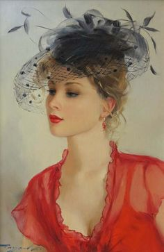 Beautiful Painting by Konstanin Razumov