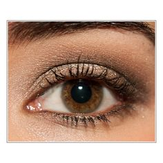 Quick Eyes with Urban Decay Midnight 15 Deeper ❤ liked on Polyvore