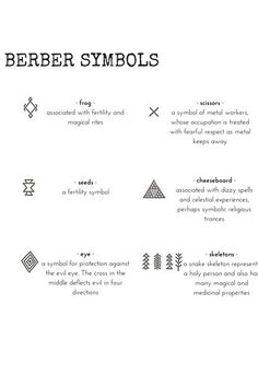 berber symbols what does it mean what it is weaved in my moroccan vintage berber rug - tattoos sun tattoos pictures tattoos tribal tattoos flag Simbolos Tattoo, Body Art Tattoos, Tribal Tattoos, Henna Tattoos, Forearm Tattoos, Tatoo Symbol, Berber Tattoo, Ancient Tattoo, Fertility Symbols