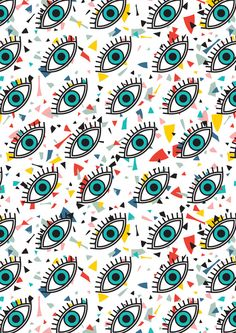 Evil Eyes Art Print by Season Of Victory