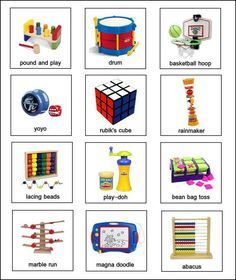 Free PECS, picture symbol examples. This site has an incredible variety of picture cards to use!