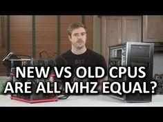 Are All MHz Created Equal? - Intel 5960X vs Q6600 Comparison