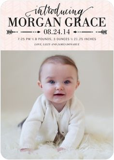 333 best birth announcements images on pinterest in 2018 birth