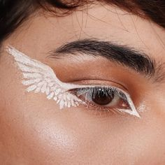 Looking for for ideas for your Halloween make-up? Browse around this site for scary Halloween makeup looks. Makeup Inspo, Makeup Inspiration, Beauty Makeup, Hair Makeup, Angel Makeup, Makeup Ideas, Beauty Spa, Makeup Guide, Makeup Stuff