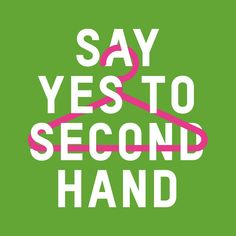 You may have heard about Second Hand September. But, what is it? Second Hand September is a campaign encouraging people to avoid buying new clothing for the entire 30 days of the month. Fast Fashion, Slow Fashion, Ethical Fashion, Moda Fashion, Hand Quotes, Fashion Business, Fashion Quotes, Fashion Ideas, Fashion Art