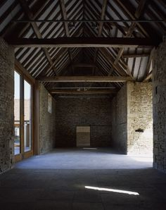 Hauser & Wirth launches spectacular gallery redevelopment in the Somerset countryside... http://www.we-heart.com/2014/08/05/hauser-wirth-gallery-somerset/