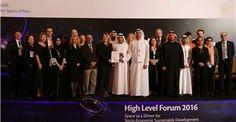 MBRSC hosts United Nations/United Arab Emirates - High Level Forum -