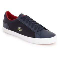 Men s Lacoste  Lerond 11611  Sneaker (9410 RSD) ❤ liked on Polyvore  featuring d86e143ca