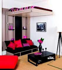 Cool girls room