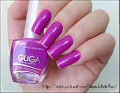 Dia 6 - Violeta, da Guga.