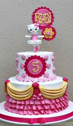 678 Best Hello Kitty Cakes Images