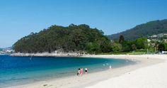 #Playa de Portomaior, #Bueu, #Galicia